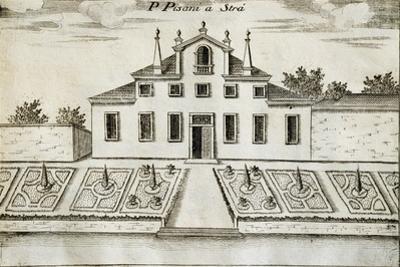 Former Villa Pisani in Stra, 1697