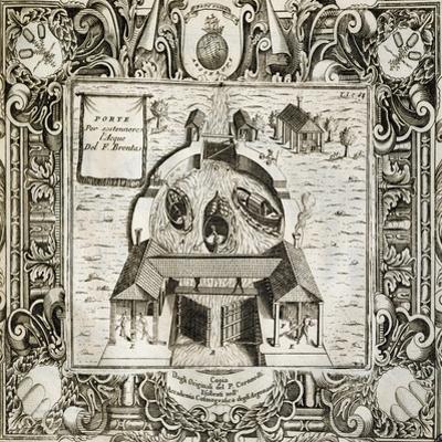 Locks Supporting Brenta, 1697