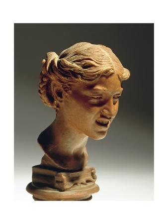 Head of Woman from Capri