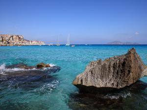 Cala Rossa, Trapani, Favignana Island, Sicily, Italy, Mediterranean, Europe by Vincenzo Lombardo