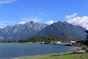 Colico, Lake Como, Lombardy, Italian Lakes, Italy, Europe by Vincenzo Lombardo