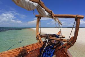 Dhow, Zanzibar, Tanzania, East Africa, Africa by Vincenzo Lombardo