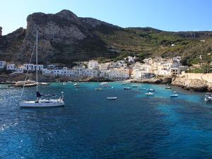 Levanzo, Egadi Island, Sicily, Italy, Mediterranean, Europe by Vincenzo Lombardo