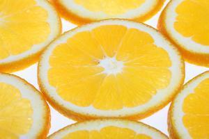 Orange Slices by Vincenzo Lombardo