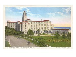 Vinoy Park Hotel, St. Petersburg, Florida