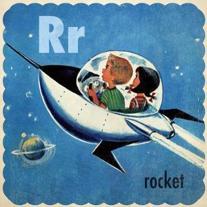 Vintage ABC- R