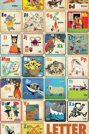 Vintage ABC