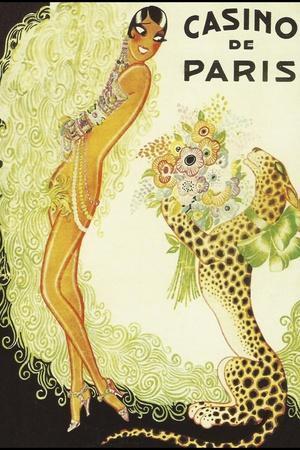 Casino de Paris, Leopard