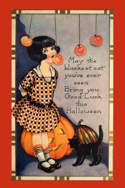 Halloween Apple Bobbing by Vintage Apple Collection