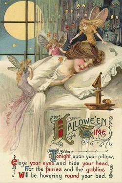 Halloween Thirteen by Vintage Apple Collection