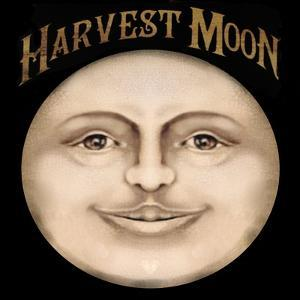 The Harvest Moon by Vintage Apple Collection