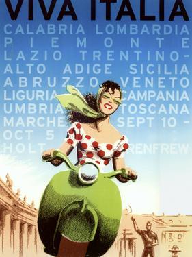 Viva Italia by Vintage Apple Collection