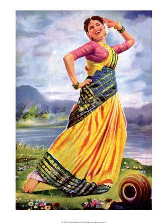 Vintage Bollywood Star, Shashikala