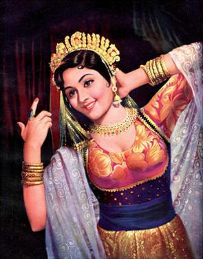 Vintage Bollywood Star, Vyjayanthimala