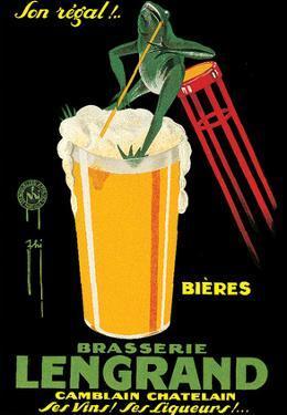 Vintage Brasserie Lengrand