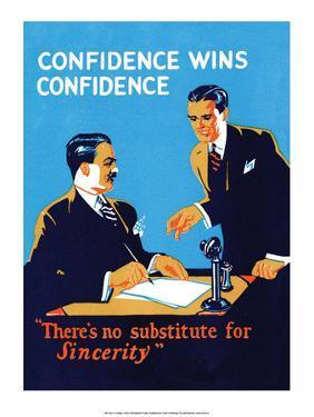 Vintage Business Confidence wins Confidence