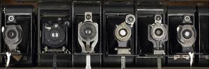 Vintage Camera Row