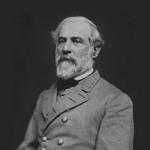 Vintage Civil War Photo of Confederate Civil War General Robert E. Lee
