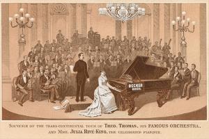 Vintage Concert Souvenir