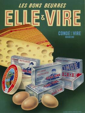 Vintage Dairy Ad France