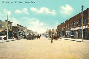 Vintage Downtown Lawton