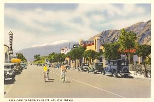 Vintage Downtown Palm Springs