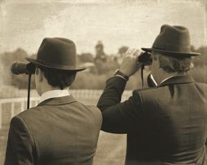 Vintage Equestrian - Spectators