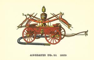Vintage Firefighting Equipment