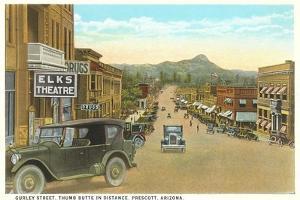 Vintage Gurley Street, Prescott