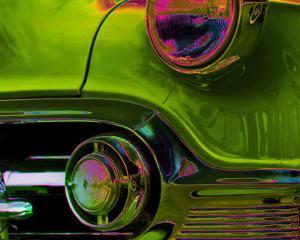Vintage in Green