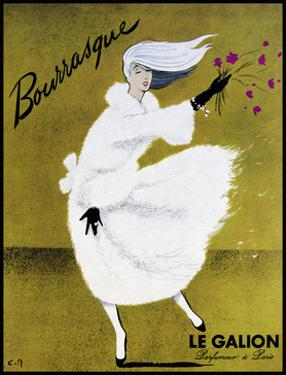 Bourrasque Eau Le Galion by Vintage Lavoie