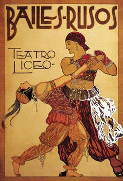 Dance 003 by Vintage Lavoie