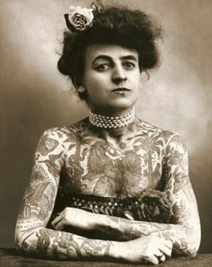 Maud Wagner 1911 by Vintage Lavoie