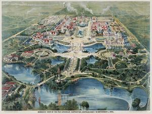 Pan-American Exposition, Buffalo Ny 1901 by Vintage Lavoie