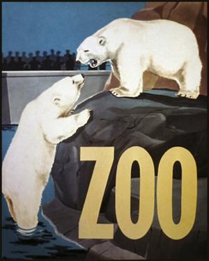 The Zoo 003 by Vintage Lavoie
