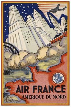 Travel Air 0006 by Vintage Lavoie