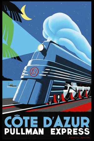 Travel Rail 0014 by Vintage Lavoie