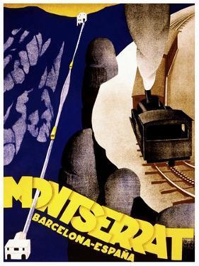 Travel Rail 005 by Vintage Lavoie