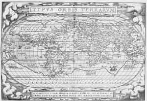 Vintage Map 3