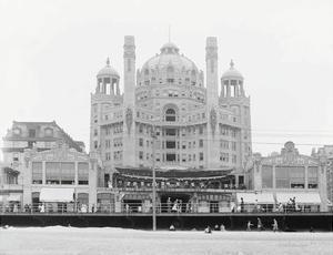 Atlantic City's Marlborough-Blenheim Hotel, ca. 1908 by Vintage Photography