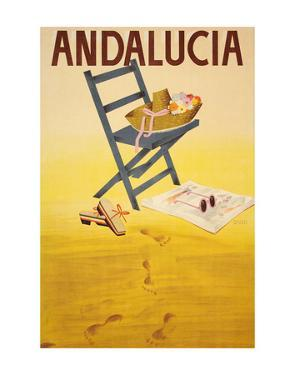 Andalucia by Vintage Poster