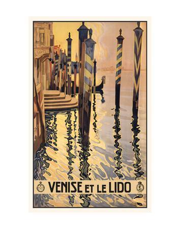 Venise et le lido