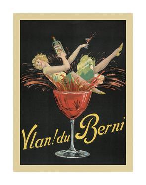 Vlan! du Berni by Vintage Poster
