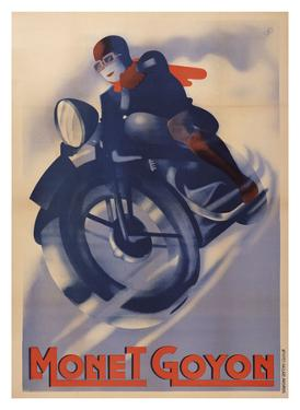 Monet Goyon by Vintage Posters