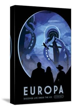Europa by Vintage Reproduction