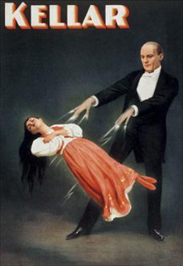 Kellar: Levitation by Vintage Reproduction