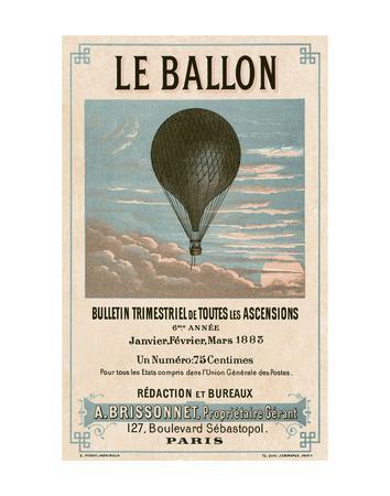 Le Ballon, Paris