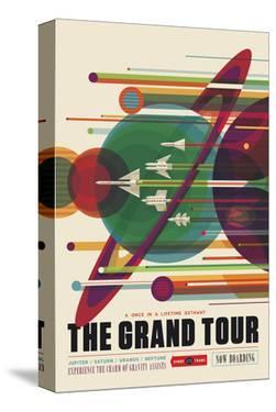 The Grand Tour by Vintage Reproduction