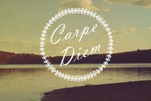 Carpe Diem by Vintage Skies