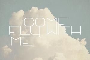 Come Fly with Me by Vintage Skies